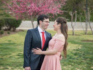 El matrimonio de Hellen y Giovanni 1
