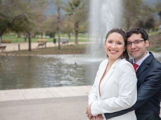 El matrimonio de Hellen y Giovanni 2
