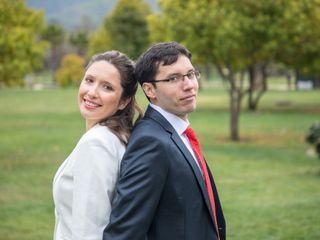 El matrimonio de Hellen y Giovanni 3
