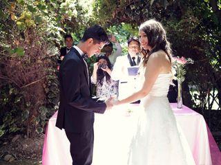 El matrimonio de Camila y Branco 3
