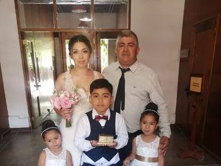 El matrimonio de Nicole  y Camilo  3