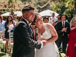 El matrimonio de Nicole  y Camilo