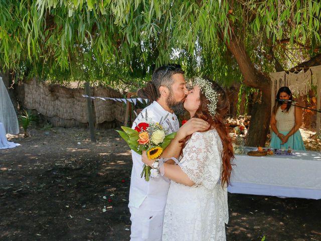 El matrimonio de David y Gabriela en Lampa, Chacabuco 4