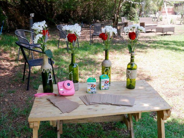El matrimonio de David y Gabriela en Lampa, Chacabuco 5