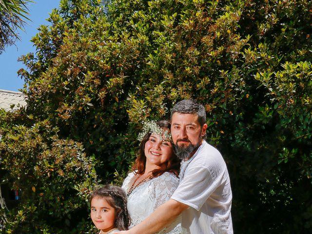El matrimonio de David y Gabriela en Lampa, Chacabuco 9