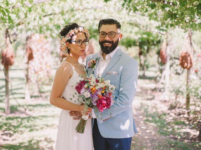 El matrimonio de Maria Jose y Emilio