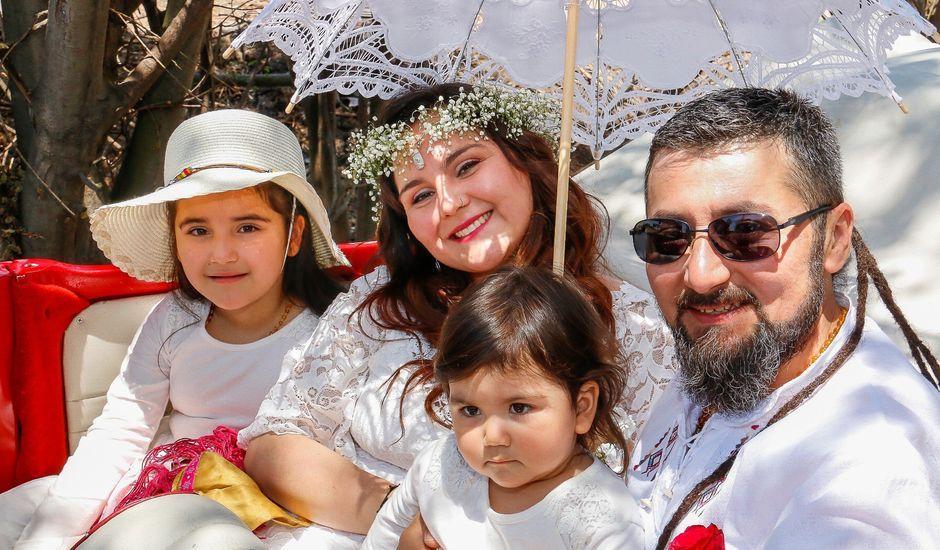 El matrimonio de David y Gabriela en Lampa, Chacabuco