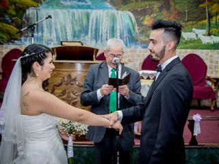 El matrimonio de Alejandra y Thomas 1