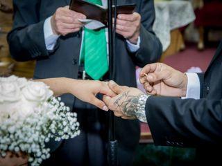 El matrimonio de Alejandra y Thomas 2