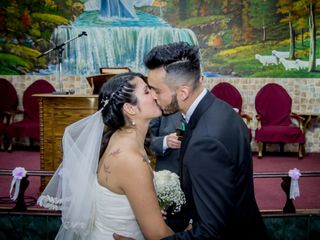 El matrimonio de Alejandra y Thomas 3