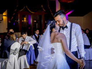 El matrimonio de Alejandra y Thomas