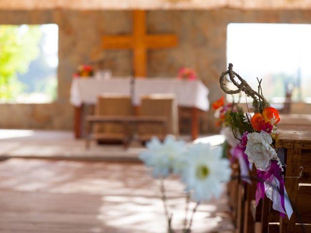 El matrimonio de Conny y Virggi en Machalí, Cachapoal 6