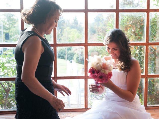 El matrimonio de Conny y Virggi en Machalí, Cachapoal 16