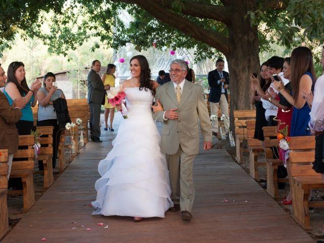 El matrimonio de Conny y Virggi en Machalí, Cachapoal 23