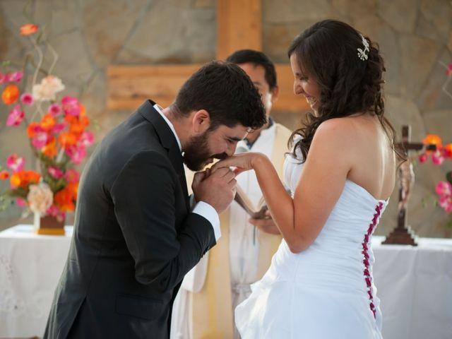 El matrimonio de Conny y Virggi en Machalí, Cachapoal 1