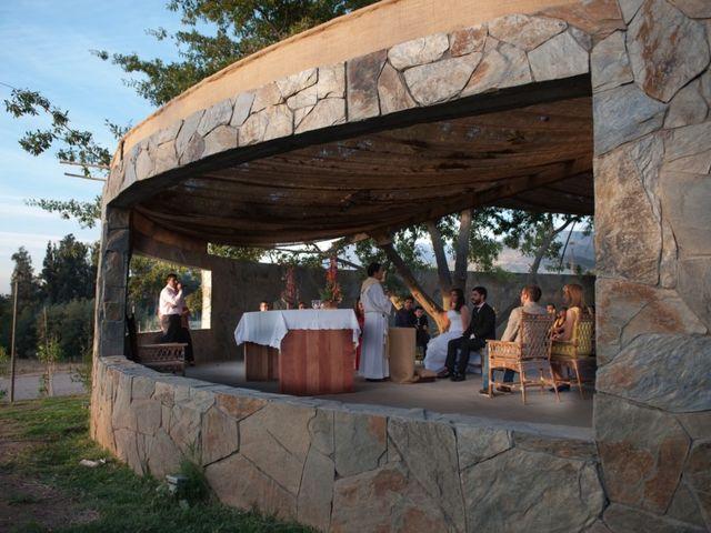 El matrimonio de Conny y Virggi en Machalí, Cachapoal 25