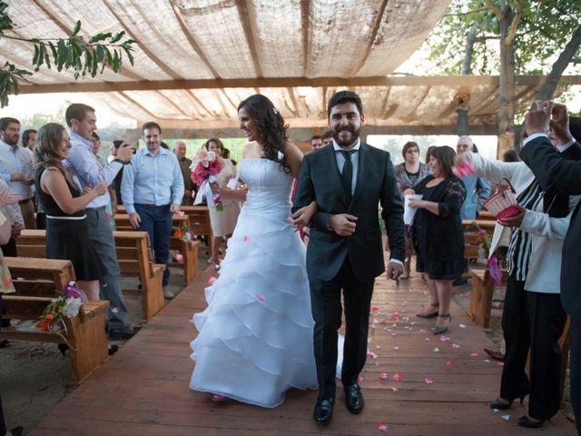 El matrimonio de Conny y Virggi en Machalí, Cachapoal 27