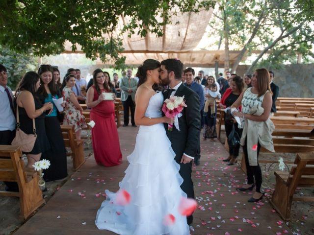 El matrimonio de Conny y Virggi en Machalí, Cachapoal 28