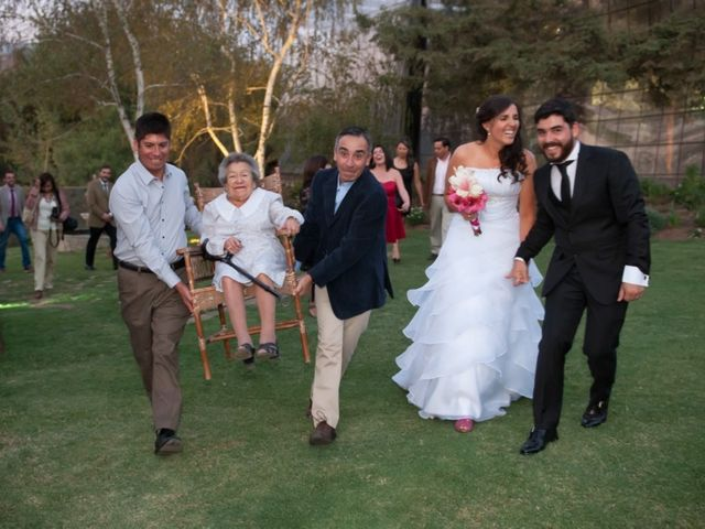 El matrimonio de Conny y Virggi en Machalí, Cachapoal 31
