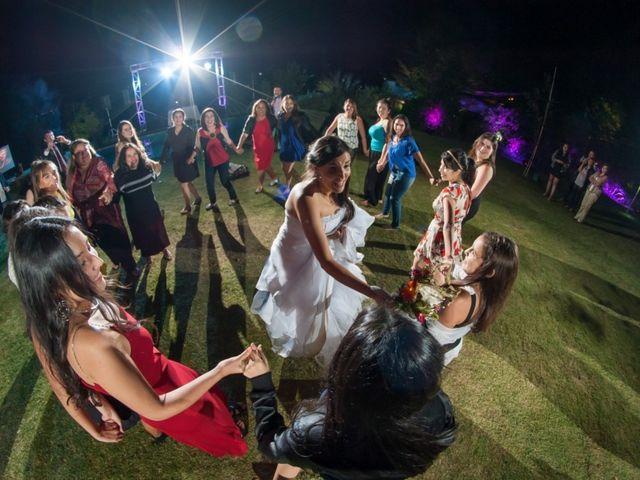 El matrimonio de Conny y Virggi en Machalí, Cachapoal 40