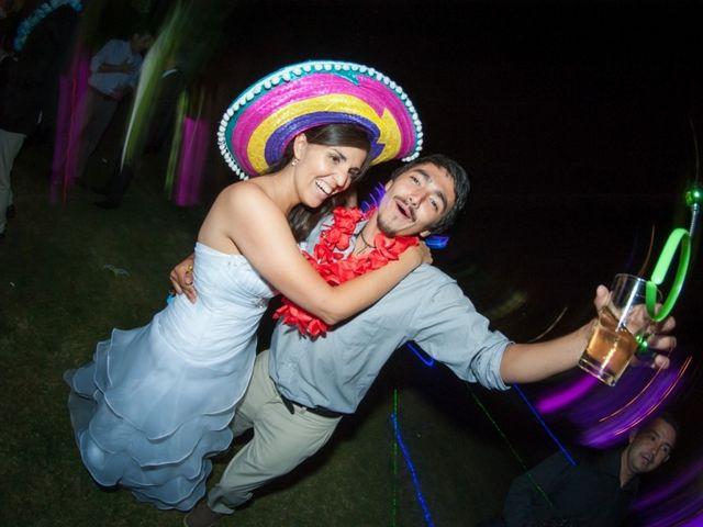 El matrimonio de Conny y Virggi en Machalí, Cachapoal 47