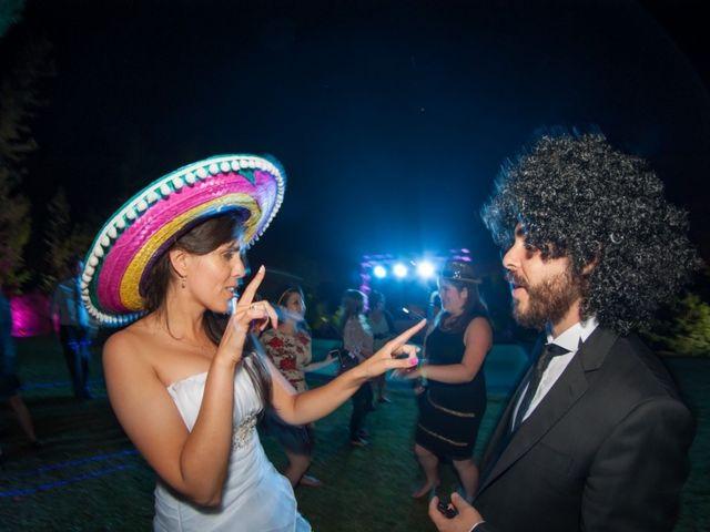 El matrimonio de Conny y Virggi en Machalí, Cachapoal 50