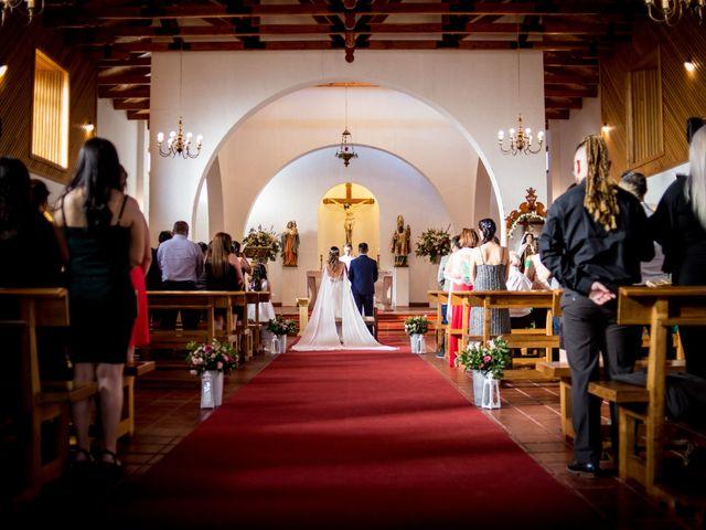 El matrimonio de Diego y Stefania en San Bernardo, Maipo 9