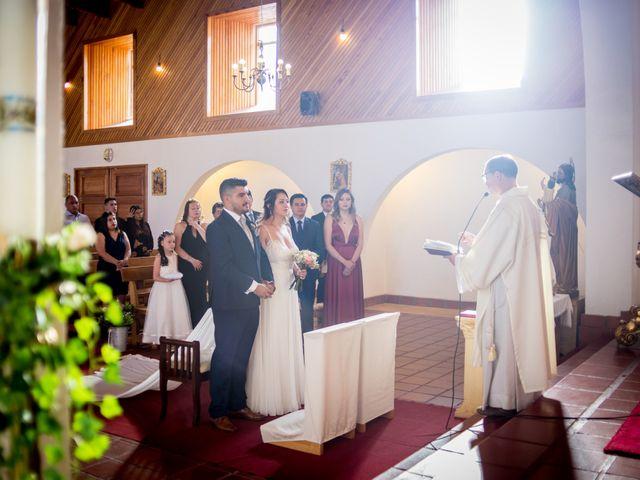 El matrimonio de Diego y Stefania en San Bernardo, Maipo 11