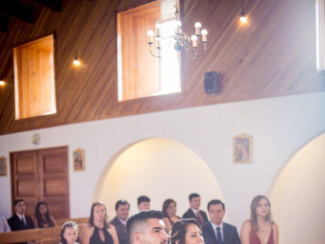 El matrimonio de Diego y Stefania en San Bernardo, Maipo 12