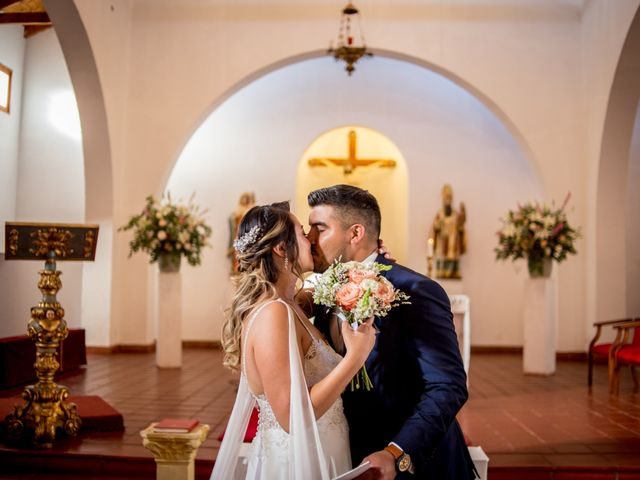 El matrimonio de Diego y Stefania en San Bernardo, Maipo 13