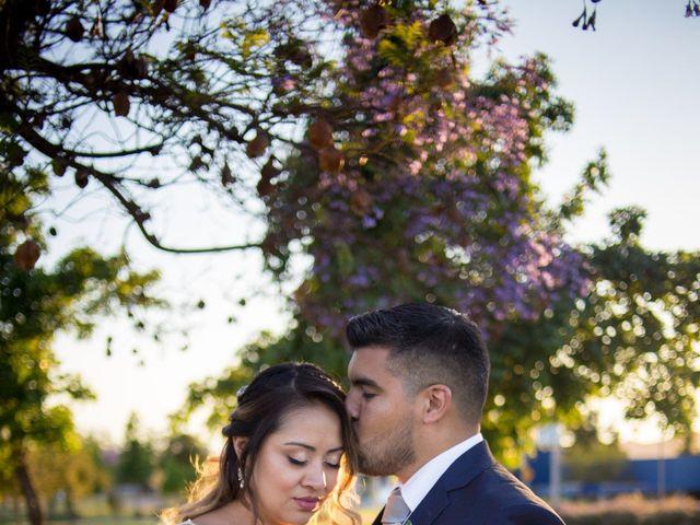 El matrimonio de Diego y Stefania en San Bernardo, Maipo 1