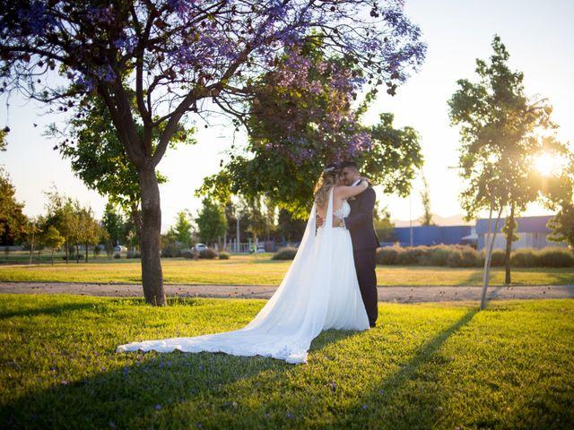 El matrimonio de Stefania y Diego