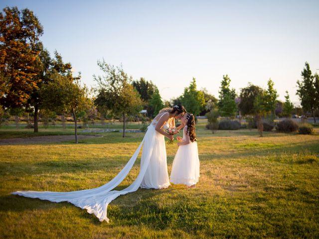 El matrimonio de Diego y Stefania en San Bernardo, Maipo 15