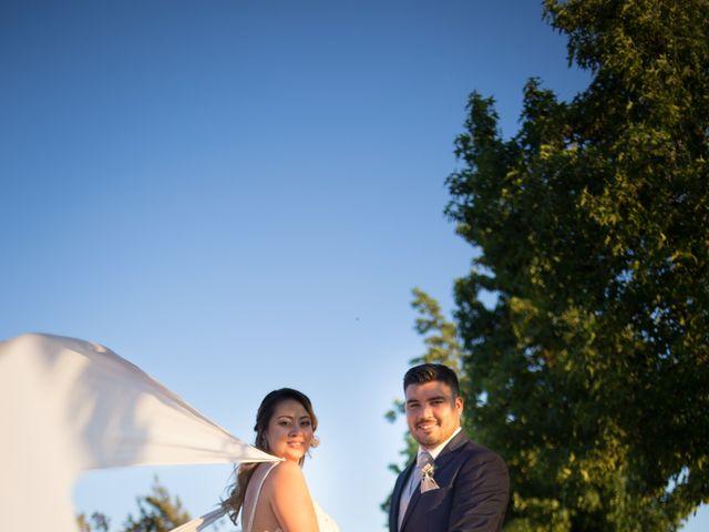 El matrimonio de Diego y Stefania en San Bernardo, Maipo 16