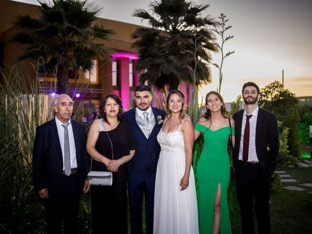 El matrimonio de Diego y Stefania en San Bernardo, Maipo 20