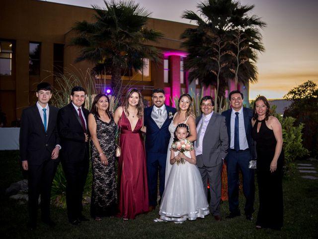 El matrimonio de Diego y Stefania en San Bernardo, Maipo 21