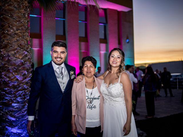 El matrimonio de Diego y Stefania en San Bernardo, Maipo 22
