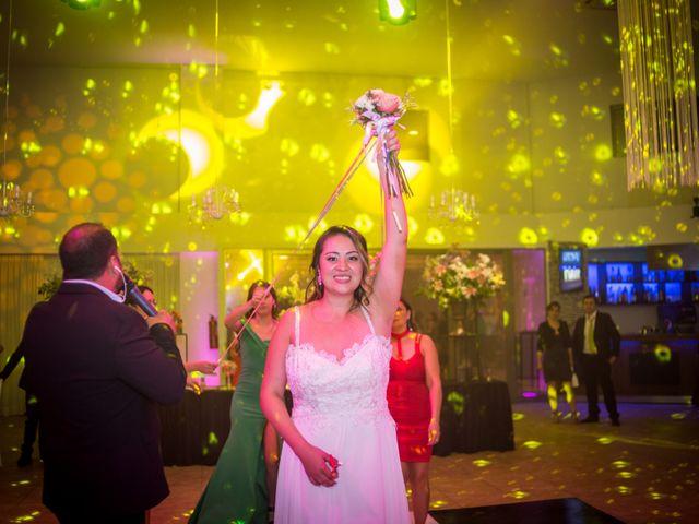 El matrimonio de Diego y Stefania en San Bernardo, Maipo 30