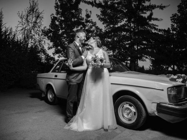 El matrimonio de Beth y Cesar