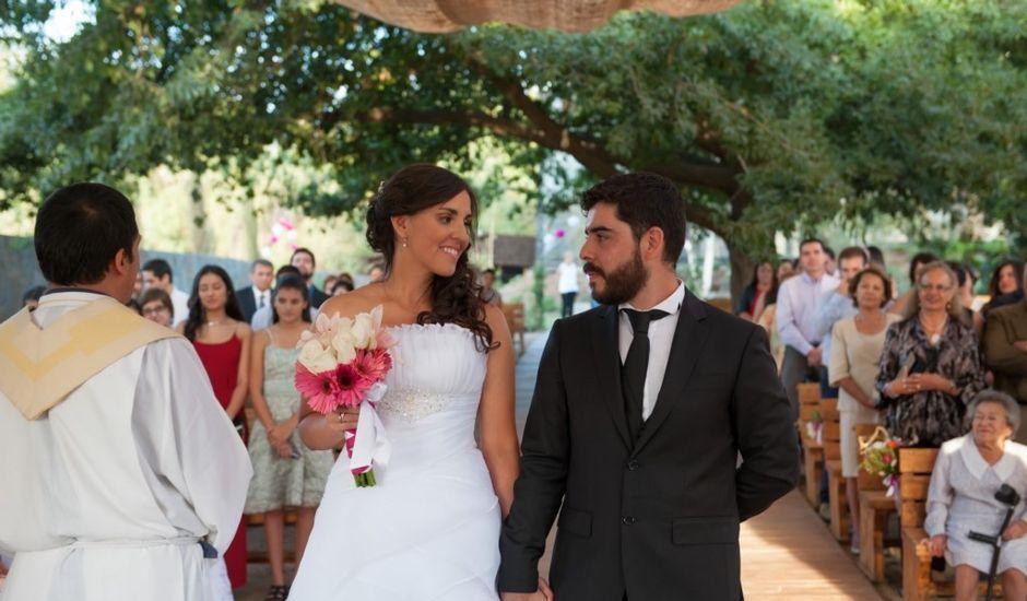 El matrimonio de Conny y Virggi en Machalí, Cachapoal