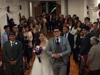 El matrimonio de Haydée y Jonathan 1