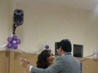 El matrimonio de Haydée y Jonathan 2