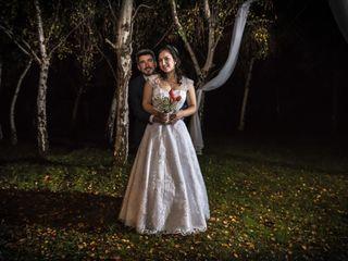El matrimonio de Natty y Felipe 3