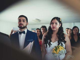El matrimonio de Kathy y Francisco