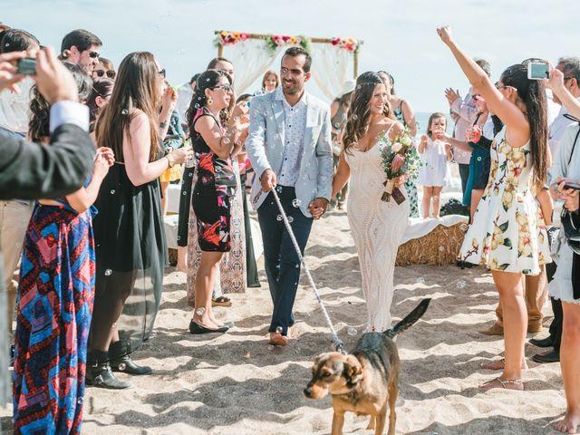 El matrimonio de Karen y Renato