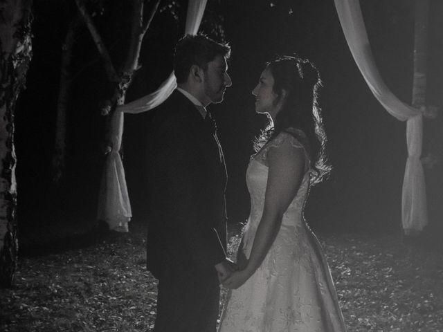 El matrimonio de Natty y Felipe