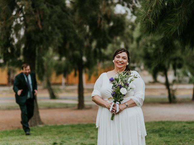 El matrimonio de Jorge y Olga en La Florida, Santiago 2
