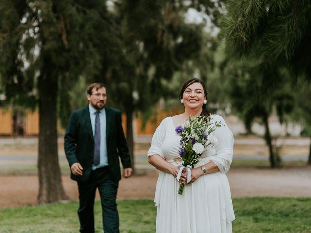 El matrimonio de Jorge y Olga en La Florida, Santiago 3