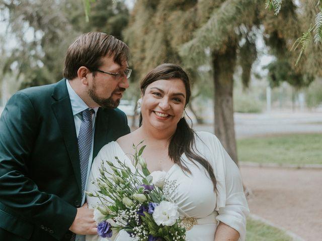 El matrimonio de Jorge y Olga en La Florida, Santiago 4