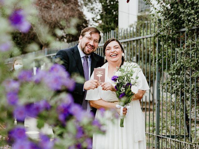 El matrimonio de Jorge y Olga en La Florida, Santiago 6
